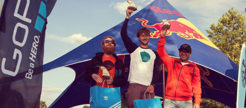 Eventful Weekend for DANUBESURFER @ European Wakesurf Tour (EWST)