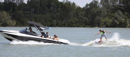 Wakesurfen Danubesurfer
