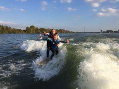 Double surf