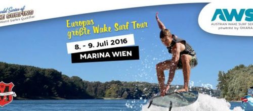 AUSTRIAN WAKE SURF SERIES & KING OF TRACK