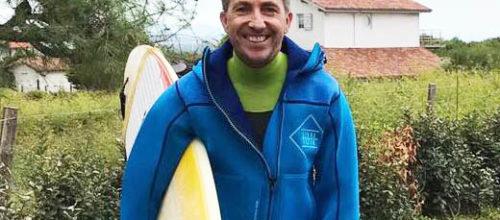 """Welcome Klaus als Bootsfahrer (""""green lantern"""")"""