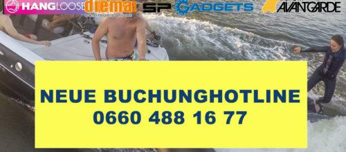 Neue Buchungshotline: +43 660 4881677
